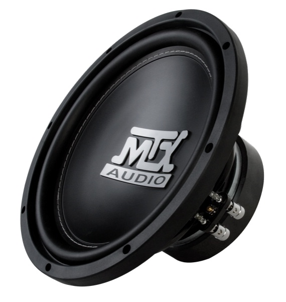 "MTX AUDIO 10"" Dual 4 Ohm 200W RMS Subwoofer at Sears.com"