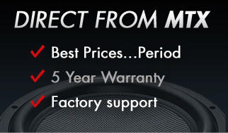 Buy direct from MTX.  Save money, get a better warranty, and factory support!