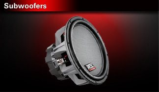 MTX Subwoofers - Jackhammer, Thunder, Terminator, FPR and 55 Series |T19,0001,0008