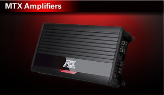 MTX Car Audio Amplifiers - Thunder, TD, TH, Thunder Elite and Roadthunder|T19,0001,0010