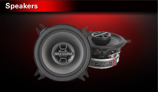 MTX Car Audio Speakers - Thunder Axe, Thunder Dome, Terminator, Roadthunder and Coustic|T19,0001,0006