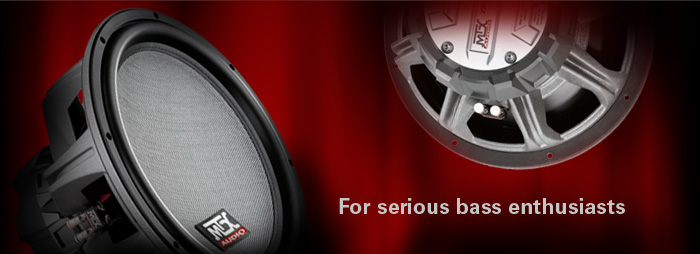 Thunder 8000 Subwoofers for serious bass enthusiasts!
