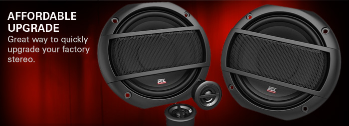 Terminator speakers are a great way to quickly upgrade your car audio experience.
