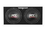 Terminator amplified bass systems, provide all the power you need for a chest pounding audio experience.