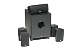 Six piece home theater systems