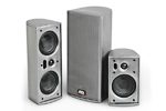 Complement your entertainment system with speakers that not only sound great but look great as well.