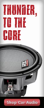 Shop Car Audio - Thunder, To The Core