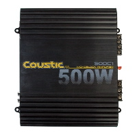 Coustic Mono Amplifiers