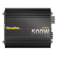 Coustic 4-Channel Amplifiers
