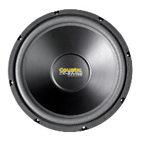 "Coustic 12"" SUBWOOFERS"