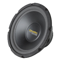 "Coustic 10"" SUBWOOFERS"
