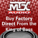 Buy Factory Direct from the King of Bass 125 x 125