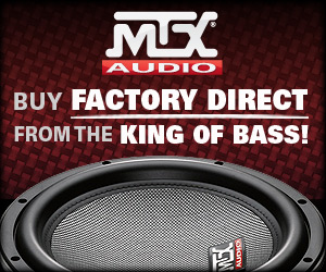 Buy MTX Audio factory direct!