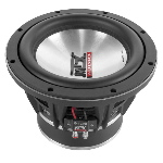 "MTX Mobile T8510-04 10"" 4&#937; 500W RMS SuperWoofer"