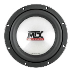 "T8510-44 10"" Dual 4&#937; 500W RMS SuperWoofer"