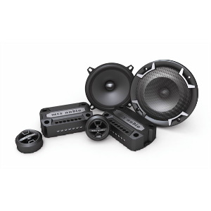"5.25"" 2 Way 4Ω 90W RMS Separate Speakers"