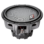"15"" Dual 2&#937; 600W RMS Subwoofer"