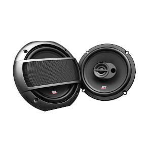 "6.5"" 3-Way 4Ω 45W RMS Triaxial Speakers"