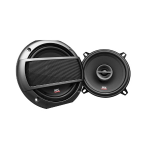 "5.25"" 2-Way 4Ω 35W RMS Coaxial Speakers"