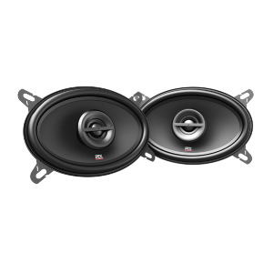 "4"" x 6"" 2-Way 4Ω 40W RMS Coaxial Speakers"