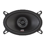 "MTX Mobile 4"" x 6"" 2-Way 4Ω 40W RMS Coaxial Speakers"