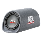 "MTX Mobile RT8PT Universal 8"" Powered Bass Tube"