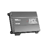 MTX Mobile Road Thunder 250W RMS Mono Block Amplifier