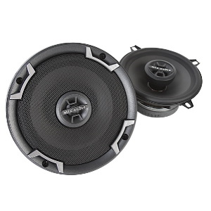 "5.25"" 2-Way 4Ω 45W RMS Coaxial Speakers"