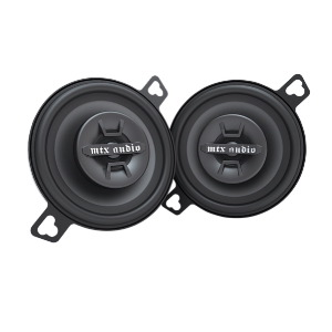 "3.5"" 2-Way 4&#937; 25W RMS Coaxial Speakers"