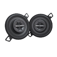 "3.5"" 2-Way 4Ω 25W RMS Coaxial Speakers"