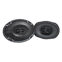 "6"" x 9"" 3-Way 4Ω 100W RMS Triaxial Speakers"