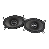 "4""x6"" 2-Way 4Ω 40W RMS Coaxial Speakers"