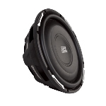 "10"" Single 4&#937; 300W RMS Shallow Subwoofer"