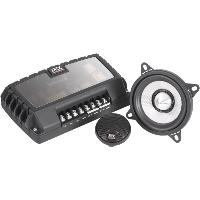 "4"" 2-Way 4&#937; 100W RMS Component Speaker"