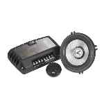 "MTX Mobile 5.25"" 2-Way 4&#937; 125W RMS Component Speaker"