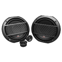 "6.5"" 2-Way 4Ω 45W RMS Separate Speakers"