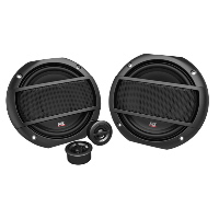 "5.25"" 2-Way 4&#937; 35W RMS Separate Speakers"