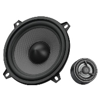 "Coustic US-CS502 - 5.25"" 35W RMS Separate Speakers"