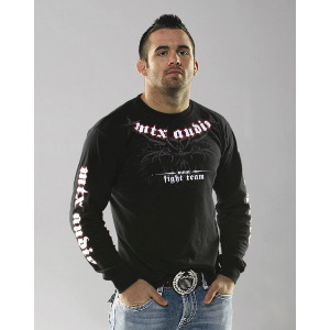 Mens Star Edition MMA Team Long Sleeve T