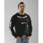 MTX Mobile Mens Star Edition MMA Team Long Sleeve T