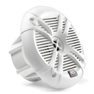 "Thunder Marine 7.7"" 2-Way 4&#937; 75W RMS Coaxial Speakers"