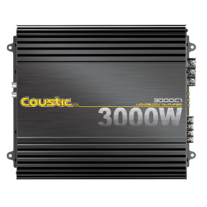 650W RMS Mono Block Amplifier