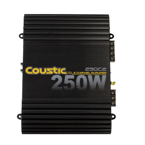 120W RMS 2-Channel Amplifier