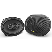 "6"" x 9"" 2-Way 50W RMS Coaxial Speaker"
