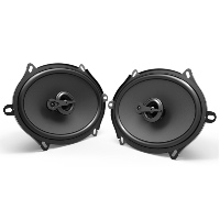 "5"" x 7"" 3-Way 4&#937; 45W RMS Triaxial Speakers"