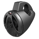 "MTX Mobile Thunder Marine 6.5"" 75W RMS Black Coaxial Wakeboard Speakers"