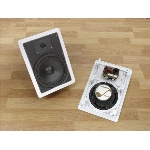 "Musica Single 6.5"" 2-Way In Wall Speaker (each)"