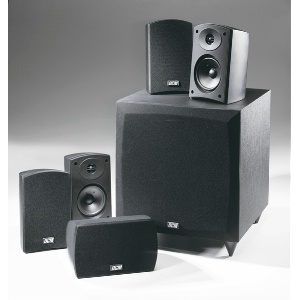 400W RMS 5.1 Home Theater Speaker System