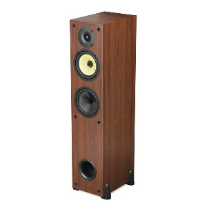 "Dual 6.5"" 3-Way 8&#937; 150W RMS Cabinet Loudspeaker"