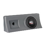 "MTX Mobile Single 10"" 200W RMS Amplified Enclosure for Chevrolet 1500 Crew Cab 2000-2006"